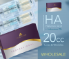 WHOLESALE 10 ACQUADERM HA Fine Wrinkles 35mg/ml + Lidocaine 2% - 2ml - Compare to Restylane. Total 20ml