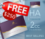 FREE HA JUVEDERM 2ml Hyaluronic Acid